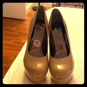 Carlos santana pump shoes